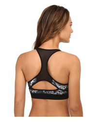 Hurley - Black Dri-fit™ Sports Bra - Lyst