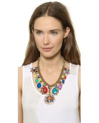 Erickson Beamon - Multicolor Telepathic Necklace - Multi - Lyst