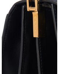 Marni - Black Trunk Leather Shoulder Bag - Lyst
