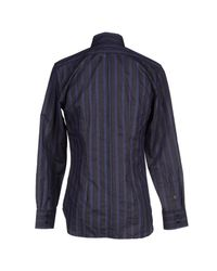 PS by Paul Smith | Blue Shirt for Men | Lyst