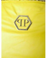 Philipp Plein   Yellow Ella Gilet   Lyst
