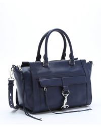 Rebecca Minkoff - Blue Moon Leather 'Bowery' Small Tote - Lyst
