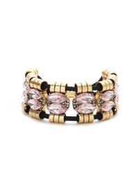 J.Crew - Pink Postmodern Bracelet - Lyst