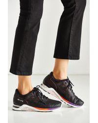 Asics - Black Tiger Vault Gel-lyte Evo Samurai Running Sneaker - Lyst