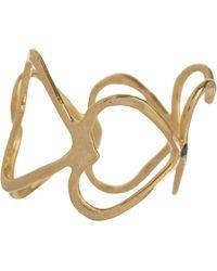 Suzannah Wainhouse Jewelry - Metallic Eternal Heart Cutout Ring - Lyst