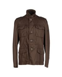 Dekker - Brown Jacket for Men - Lyst