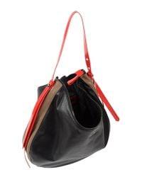 CoSTUME NATIONAL - Black Handbag - Lyst