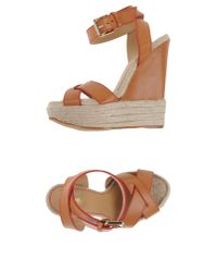 DSquared² | Brown Espadrilles | Lyst