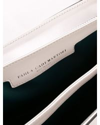 Paula Cademartori - White Alice Chain Bag - Lyst