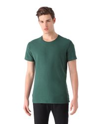 DIESEL | Green T-tossik-round for Men | Lyst