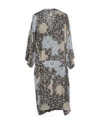 Sea - Black Knee-length Dress - Lyst