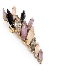 Erickson Beamon | Multicolor 'fortune Hunter' Crystal Wing Ear Cuffs | Lyst