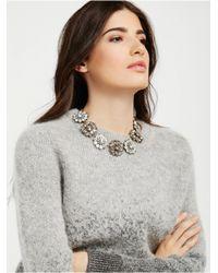 BaubleBar | Metallic Ice Queen Collar | Lyst