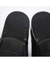 Paul Smith - Men's Black Calf Leather 'falconer' Chelsea Boots for Men - Lyst