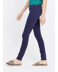 VINCE | Blue Riley Legging Jean | Lyst