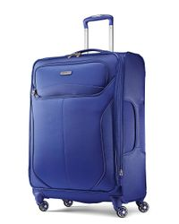 Samsonite | Blue Lift Two 25 Inch Softside Spinner Suitcase | Lyst
