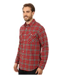 Pendleton | Green Burnside Shirt for Men | Lyst