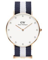 Daniel Wellington | Metallic Wrist Watch for Men | Lyst