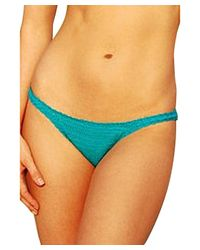 Beauty & The Beach - Blue Maggie May Bottom - Lyst