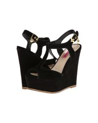 Betsey Johnson | Black Taelyn | Lyst