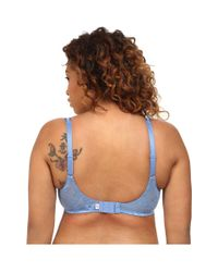 Wacoal - Blue Awareness Seamless Underwire Bra 85567 - Lyst