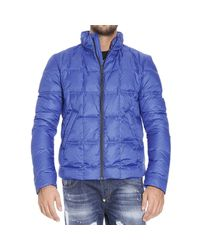 Fendi - Blue Men's Jackets for Men - Lyst