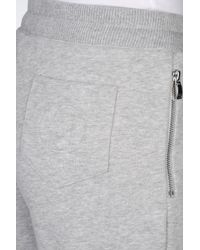 Armani Jeans - Gray Sweat Pants - Lyst