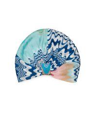 Missoni | Blue Hat | Lyst