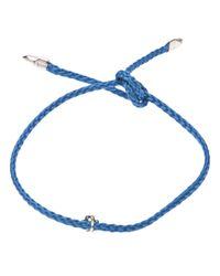 Luis Morais | Blue Celtic Knot Bracelet | Lyst