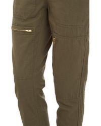 NLST - Green Zipup Jumpsuit - Lyst