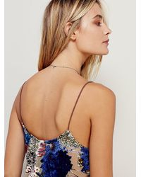 Free People - Natural Simply Burned Out Slip - Lyst