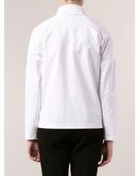 Lucien Pellat Finet   White Zip Jacket   Lyst