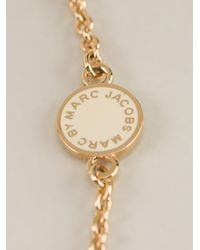 Marc By Marc Jacobs - Metallic Multi Charm Necklace - Lyst
