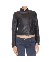 Manila Grace - Black Jacket - Lyst
