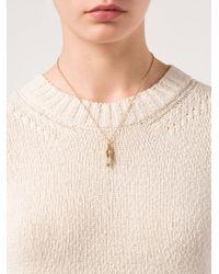 Kelly Wearstler | Metallic Legs Pendant Necklace | Lyst
