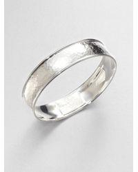 Ippolita | Metallic Glamazon Sterling Silver #1 Bangle Bracelet | Lyst