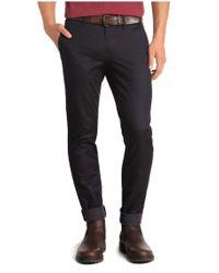 BOSS Orange - Blue 'orange63'   Slim Fit, 9.5 Oz Stretch Cotton Jeans for Men - Lyst