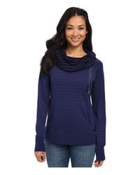 Smartwool - Blue Hanging Lake Pullover - Lyst