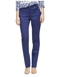 Brooks Brothers - Blue Natalie Fit Five-pocket Jeans - Lyst