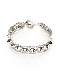 Noir Jewelry | Metallic Anaka Indian Bracelet | Lyst