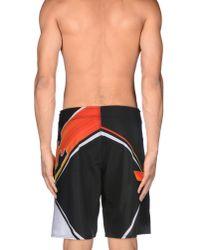 Billabong - Black Beach Trousers for Men - Lyst