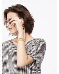 BaubleBar | Yellow Pineapple Bracelet | Lyst