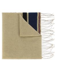 Barena - Natural Woven Scarf - Lyst
