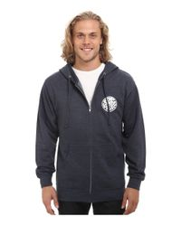 Rip Curl | Blue Wettie Zip Hoodie for Men | Lyst