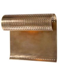 Kelly Wearstler | Metallic Precision Small Sconce | Lyst