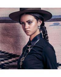 Pamela Love   Blue Frida Ear Jacket   Lyst