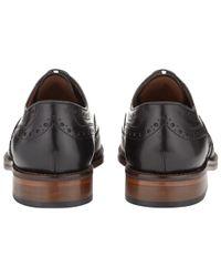 John Lewis | Black Bentley Storm Leather Brogue Shoes for Men | Lyst