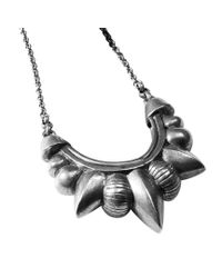 Pamela Love | Metallic Medium Tribal Spike Necklace | Lyst