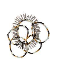 TOPSHOP | Multicolor Bracelets | Lyst