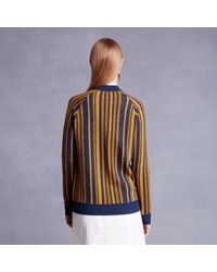 Trademark | Blue Ceramic Stripe Sweater | Lyst